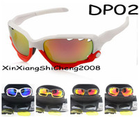 Wholesale 2014 NEW Brand Bicycle Cycling Eyewear Glasses Sport Sunglasses UV400 Lens Sporting Sun Glasses Goggles