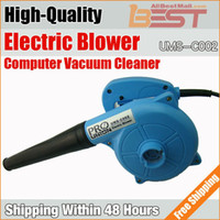 Cheap Shipping EMS!Electric Hand Operated Blower for Cleaning computer,Electric blower, computer Vacuum cleaner,Suck dust, Blow dust,