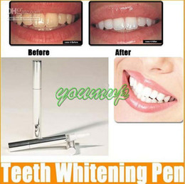 Wholesale Teeth Whitening Pen Teeth Brightening Pen Cleaner Brush Beauty Tool