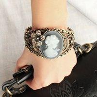 Charm Bracelets beautiful heart pictures - 2014 hollow carved beautiful picture bracelet Fashion alloy bracelet Wide bracelet bridal jewelry Prom Jewelry JP