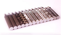 Wholesale 650mAh mAh mAh Electronic Cigarette Battery Carving Pattern Battery for EGO E Cigarette E cig