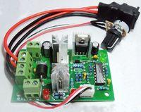 Wholesale 10V V V V W Reversing switch PWM DC controller DC motor speed controller