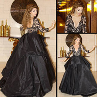 2014 Long Sleeve Backless Mikael D With Lace Pageant Sexy My...