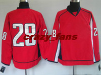 Wholesale Cheap Sports jerseys new brand mens hockey jersey capitals semin players ice hockey uniforms china jersey