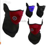 Wholesale Promotion Sports warmer Neoprene Neck Face Mask Veil Guard Sport Bike Skiing Motorcycle bicycle Ski