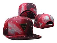 Wholesale HATER Floral Snapback flower hats GALAXY men s fashion summer womens baseball caps many styles hip hop cap
