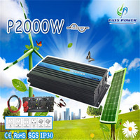 Wholesale High efficiency v v w pure sine wave inverter