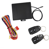Wholesale universal Car Keyless Entry System Remote control car alarm for all types of vehicles Gift