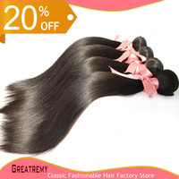 3pcs lot TOP- SELLING Hair Extensions 5A Brazilian Peruvian M...