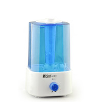 Wholesale L New Ultrasonic Anion Home Air Humidifier Purifier mist maker