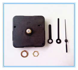 Wholesale MM Shaft Sweep DIY Quartz Clock Movement Spindle Mechanism