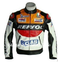 Wholesale PU leather motorcycle clothing motorcycle cool racing clothes jacket clothing jersey