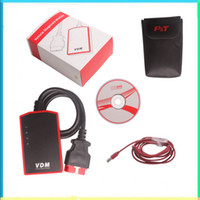 Original VDM UCANDAS WIFI Full System Automotive Diagnostic ...