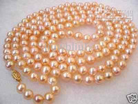 Celtic best buy beautiful - Best Buy Pearl Jewelry beautiful mm south sea gold pink pearl necklace K