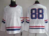 Cheap Hockey Wears olympic ice hockey jerseys USA 88 kane players wears Hockey Apparel 2014 Discount Sports Uniform Cheap Outdoor Jerseys