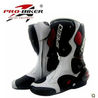 Wholesale Free ship motorcycle boots SPEED BIKERS Racing Boots Motocross Boots Motorbike boots SIZE