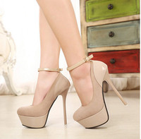 Cheap Women shoes Best Pumps Spring and Fall cm high