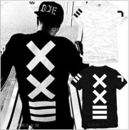 Wholesale 2014 Men amp Women XXlll Japanese street hip hop t shirt PYREX HBA Tide brand short sleeved t shirt