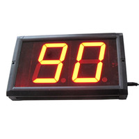 Wholesale 4 High Digits Countdown Count up Seconds Or Minutes Timer LED Countdown Clock LED Counter LED Digital Timer For Indoor Speech Use