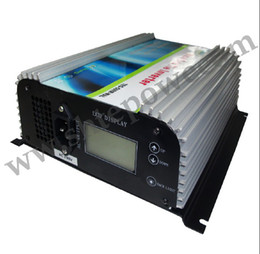 600w Grid Tie Power Inverter, 3 Phase Wind Turbine Generator Inverter with Dump Load Controller AC 22v-60V input to AC 220v 230v