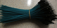 Wholesale 15cm wire with pin ardunio male connector blue red yellow white black green color