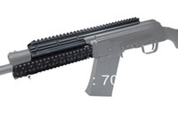Wholesale NEW Tactical Saiga Quad Rail System w Front Forarm Short Vertical Grip Shotgun Handguard