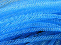 Wholesale Non Metallic mm Tubular Horsehair Crinoline Tube Crin Braid Trimming yard Color