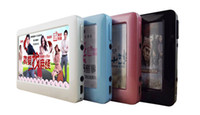 Wholesale Hot sale T13 quot HD Touch Screen Real GB FM Radio Video TV Out E book Game MP4 MP5 Player music player