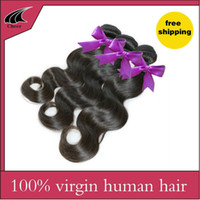 Body Wave Brazilian Hair machine 100% unprocessed virgin hair grade 6a brazilian virgin hair body wave 5 bundles of virgin brazilian hair Queens Hair Products free shipping