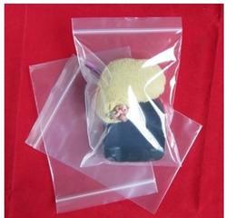 Promotion sac de rangement clair Grosses soldes! (17 * 25cm 28 * 20cm 28 * 40cm) Sacs en plastique résignables transparents Sacs Zip Zip Lock Sacs de stockage de nourriture Sacs d'emballage Sac étanche