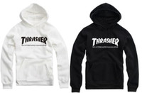 Wholesale cm kids hoodies street wear thrasher printed hoodie clothing popular pullover for children Color