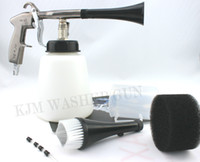 Wholesale KJM102 Black high pressure cleaning gun for car wash car washer high pressure clean gun car wash tornador gun
