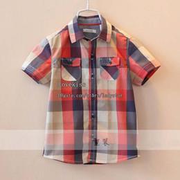 Wholesale Baby Shirts Cool Shirts Child Clothing Kid Boy Girl Short Sleeve T Shirts Kids Tshirt Children Clothes Boys Cotton Shirts Girls Tee Shirts
