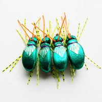 beetles fly - bag dry fishing lures insert fly beetle fly stream fishing trout lures