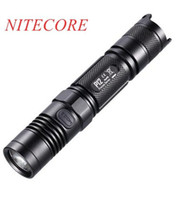 Cheap 1pc Nitecore P12 CREE XM-L2 LED 950 Lumens Flashlight Waterproof Rescue Search Torch by NL186 Battery + Free Shipping