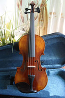 Wholesale Advanced tiger violin antique handmade