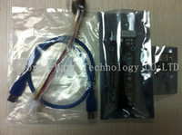 Wholesale PCI E PCI E Express x to x Riser Extender Adapter Card with cm USB Cable Power for Bitcoin DHL Shipping