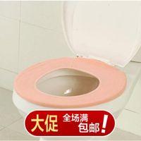Random Color Coat toilet sets Acrylic Warm winter full shipping Universal Toilet toilet toilet mat toilet seat cover toilet potty pad sets wholesale