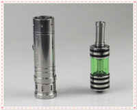 Best Innokin Cool Fire 1 Electronic Cigarettewith iClear 30B Bottom Coils Tank Clearomizer E-cigarette work for 18350 Battery