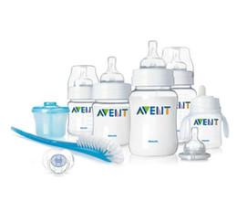 Wholesale Philips AVENT SCD265 BPA Free Classic Infant Starter Set Bottle Feeding