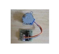 Cheap DC Gear Stepper Step Motor with ULN2003 Driver Board 5V 4 Phase 28YBJ-48