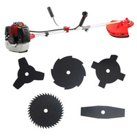 Wholesale 52CC Super quality brush cutter strimmer line several blades as bonos