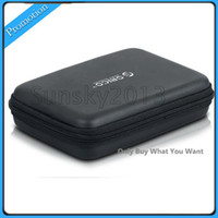 And described as And described as And described as ORICO PHB-25-BK Portable 2.5 inch External Hard Drive Protect Bag   Carrying Case