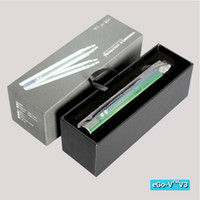 Cheap eGo V V3 battery variable voltage battery 1300mah iridescent stem with LCD screen quick seller