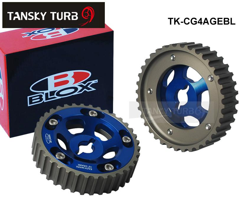 Buy Tansky - CAM GEAR Toyota Models 84-89 4AGE (Blue,Red) Default Color Blue TK-CG4AGEBL H Q