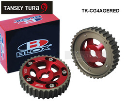 Tansky - CAM GEAR for Toyota All Models 84-89 4AGE (Blue,Red) TK-CG4AGERED Default Color is Red