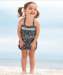 Wholesale Baby Girl Dress skirt with shoulder straps white dot polka dot calphen ready stock
