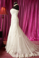 A-Line Model Pictures Bateau 2014 newly noblest Real Picture Custom Made any color Strapless lace bridal ball Wedding Dress dresses gown gowns 001