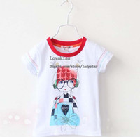 Cheap Children T Shirts Kids Clothes White Shirt Cool Shirts Boy Short Sleeve T Shirt Girl Child Clothing Cotton Shirts Baby Boys Girls Tee Shirt