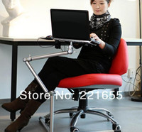 Wholesale DHL Fedex Hot direct deal folding laptop table computer bed tray notebook stand office stand table